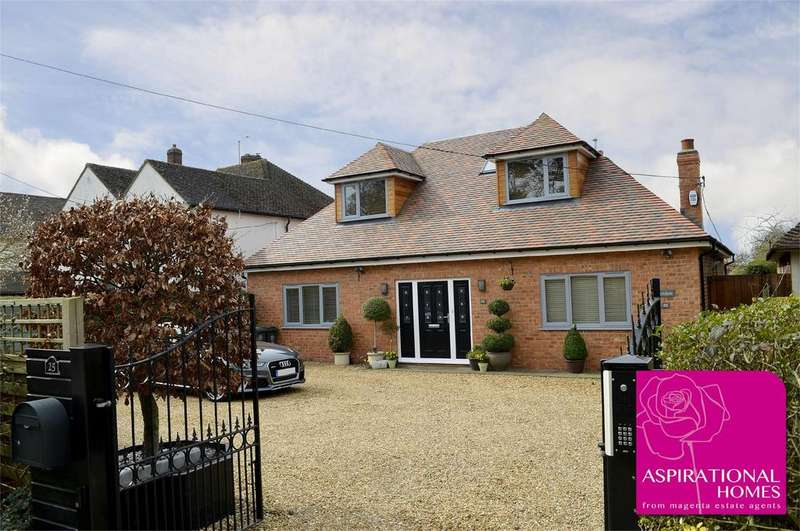 5 Bedrooms Detached House for sale in Chelveston Road, Raunds, Northamptonshire