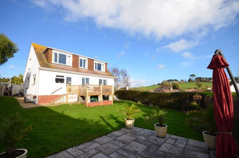 3 Bedrooms House for sale in Teignmouth Road, Dawlish, EX7