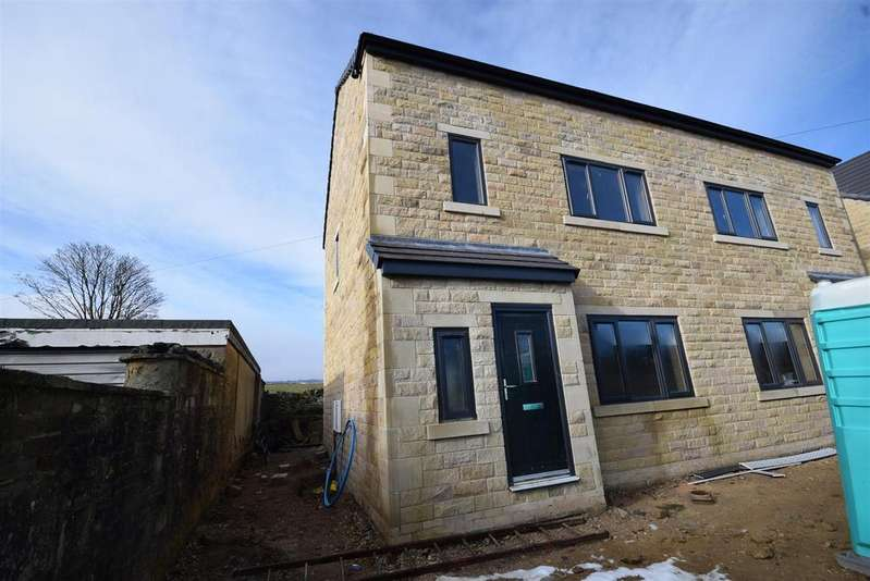 4 Bedrooms Semi Detached House for sale in Broomfield, Clayton, Bradford