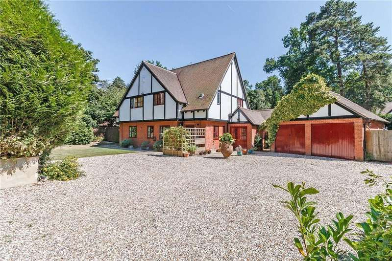 6 Bedrooms Detached House for sale in Hermitage Road, Cold Ash, Thatcham, Berkshire, RG18