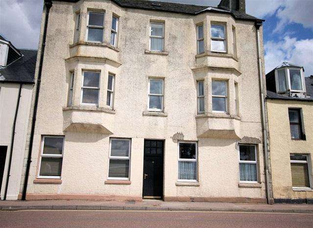 1 Bedroom Flat for sale in 14 Poltalloch Street, Lochgilphead, PA31 8LP