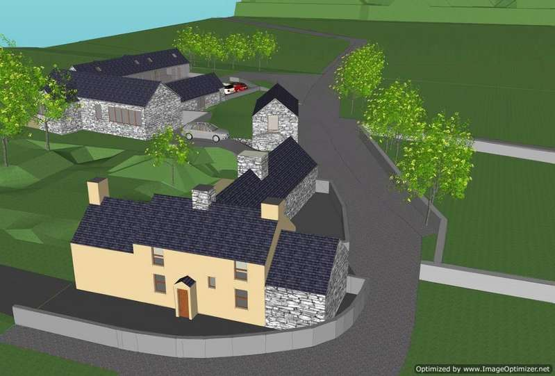 5 Bedrooms Detached House for sale in Llanfairynghornwy, Anglesey, LL65