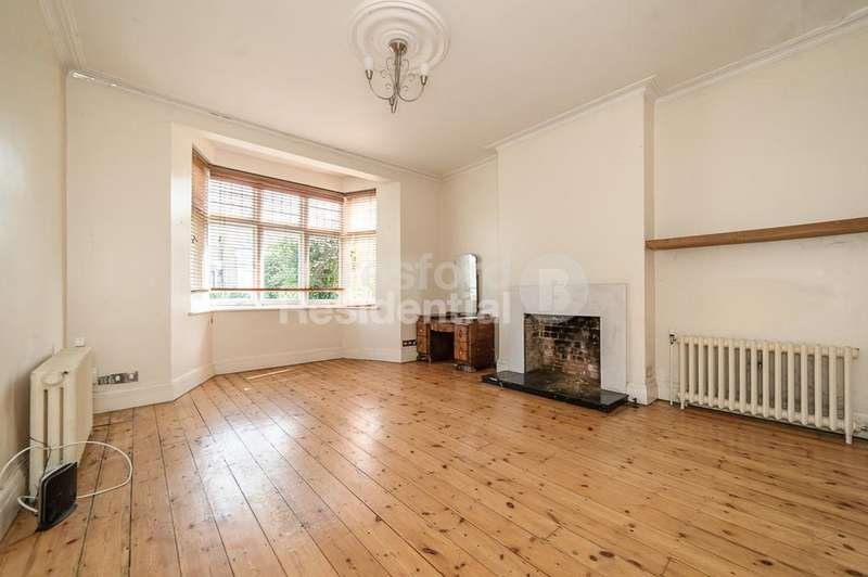 4 Bedrooms Semi Detached House for sale in Tankerville Road, Streatham, SW16