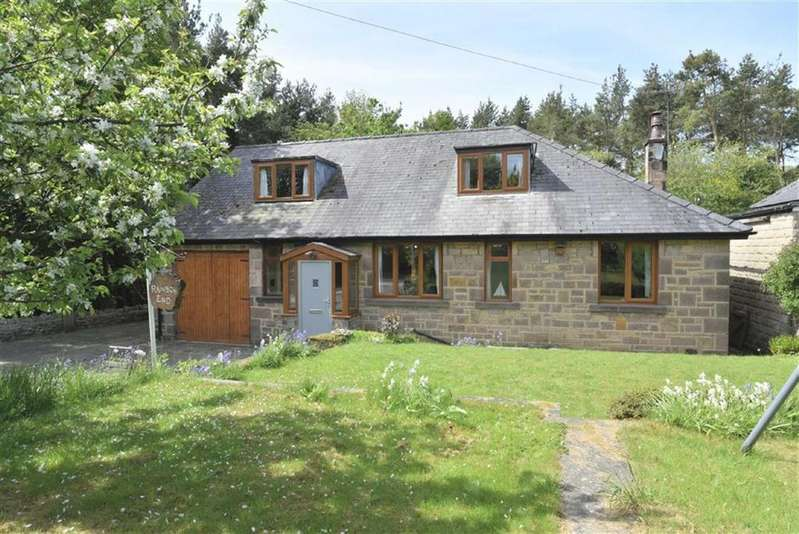 4 Bedrooms Detached House for sale in Rainbow End, Ashford Lane, Ashford In The Water, Bakewell, Derbyshire, DE45