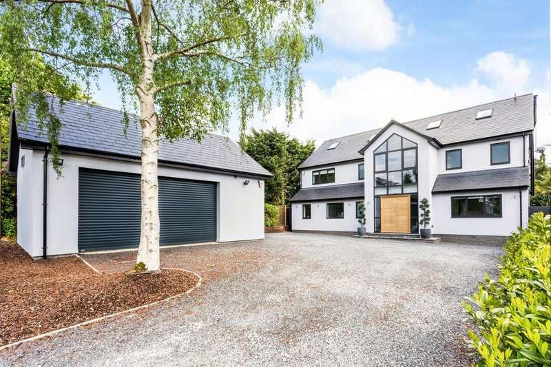 6 Bedrooms Detached House for sale in Mill Road, Felsted, Dunmow, Essex, CM6