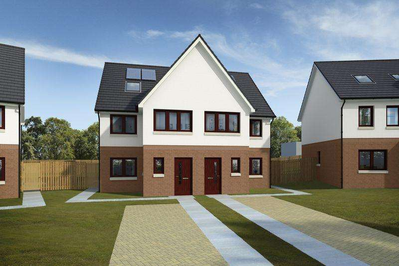 4 Bedrooms Semi-detached Villa House for sale in Plot 20, West Church, Maybole