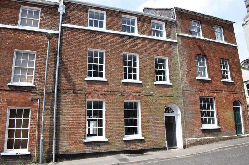 4 Bedrooms Terraced House for sale in Downes Street, Bridport, Dorset