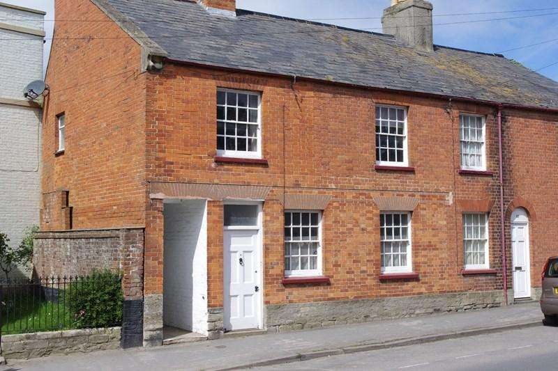 4 Bedrooms End Of Terrace House for sale in South Street, Bridport