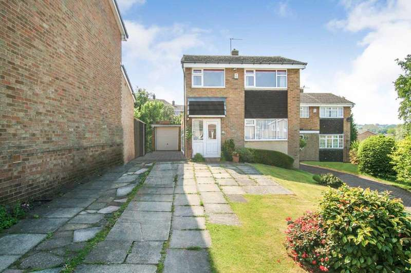 3 Bedrooms Detached House for sale in Romney Drive, Dronfield, Derbyshire, S18 1QQ