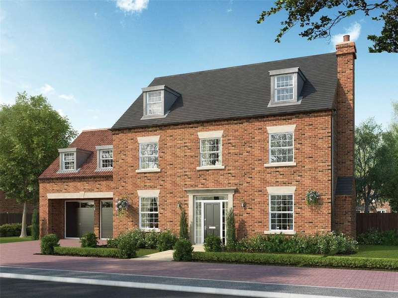 6 Bedrooms Detached House for sale in Plot 324, Spofforth Park, Wetherby