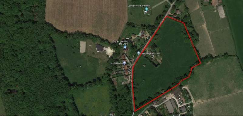 3 Bedrooms Land Commercial for sale in Russ Hill, Charlwood