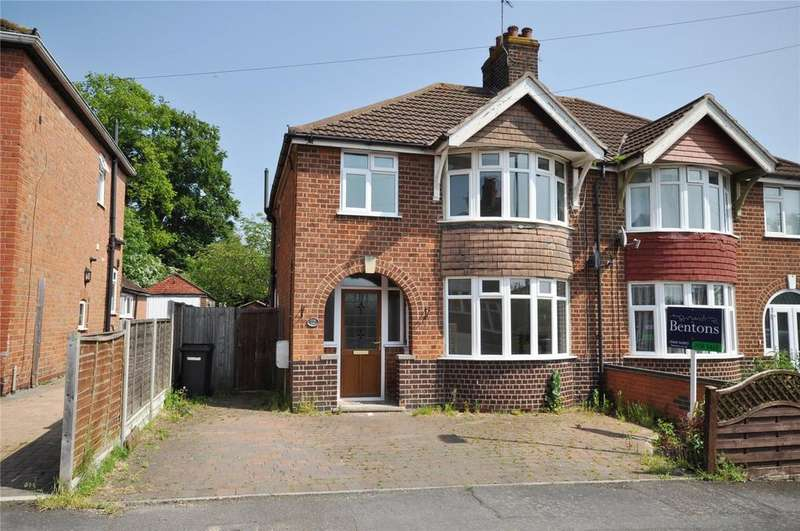3 Bedrooms Semi Detached House for sale in Bowley Avenue, Melton Mowbray, Leicestershire