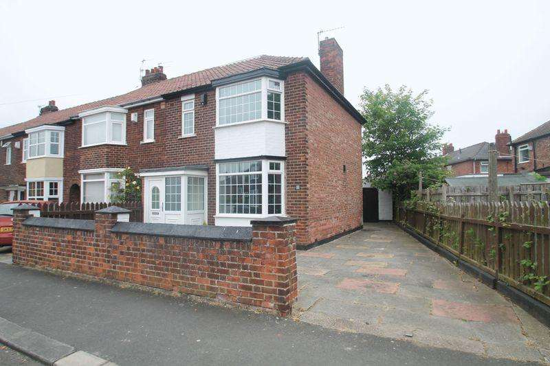 3 Bedrooms Semi Detached House for sale in Endsleigh Drive, Acklam