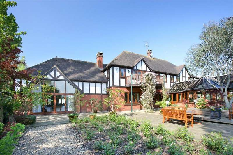 6 Bedrooms Detached House for sale in Elton Road, Stibbington, Peterborough, PE8