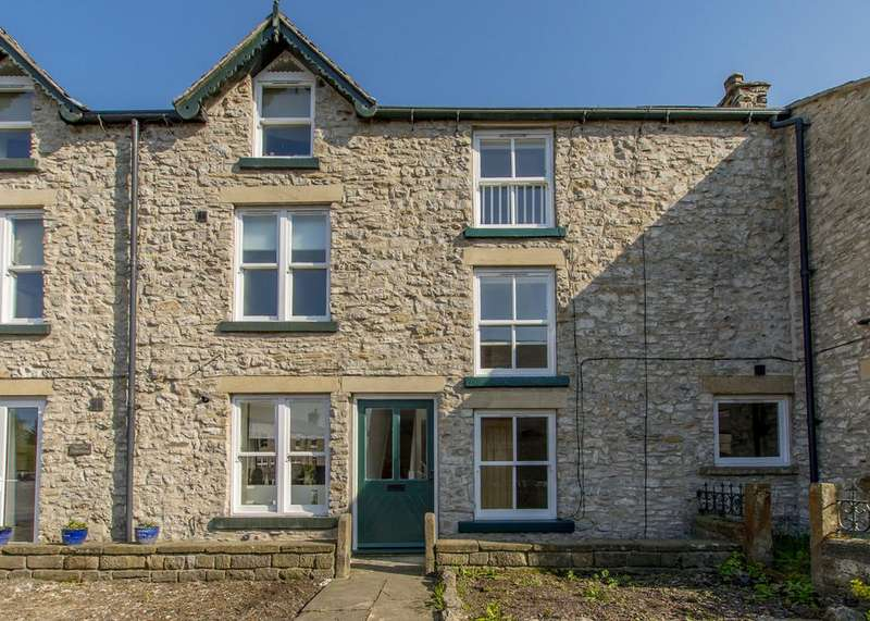 2 Bedrooms Terraced House for sale in Church Street, Bradwell, Hope Valley