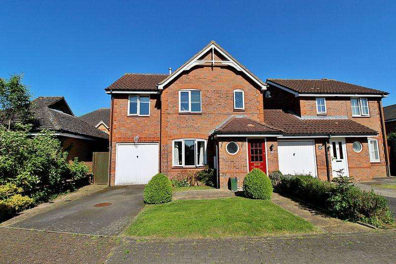 4 Bedrooms Detached House for sale in Chapel Way, Henlow