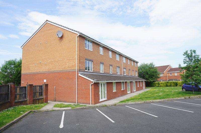 2 Bedrooms Apartment Flat for sale in Bexhill Road, Stockport