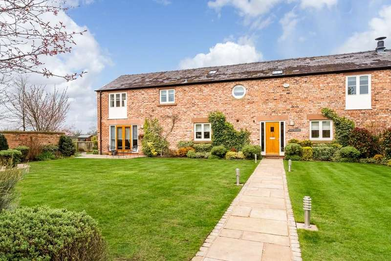 4 Bedrooms Barn Conversion Character Property for sale in Well Meadow, Kelsall, CW6 0PY