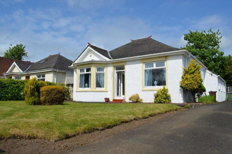 4 Bedrooms Detached Bungalow for sale in Menock Road, Kings Park, Glasgow, G44 5UT