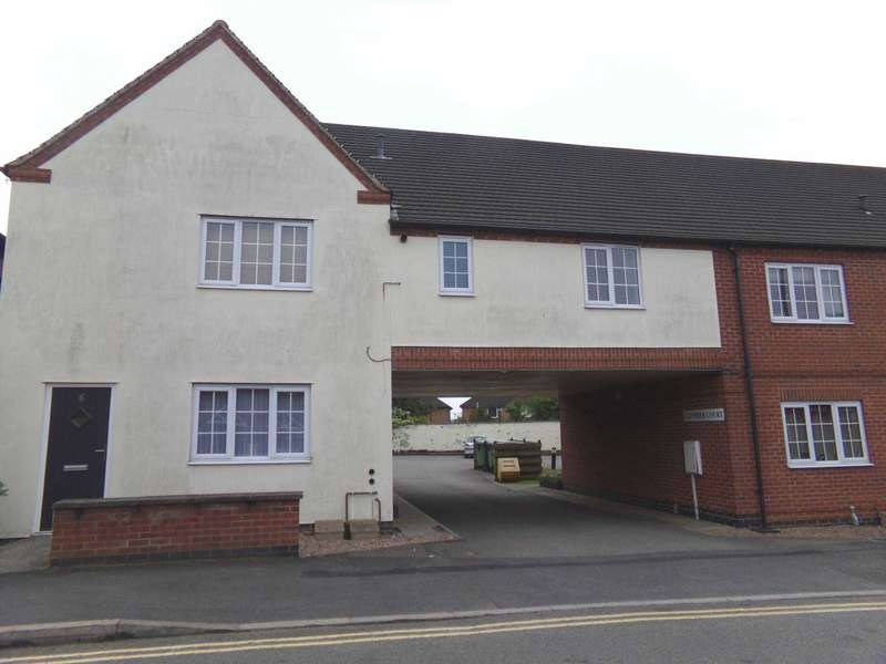 1 Bedroom Apartment Flat for sale in Clumber Court, Ratby LE6 0HU