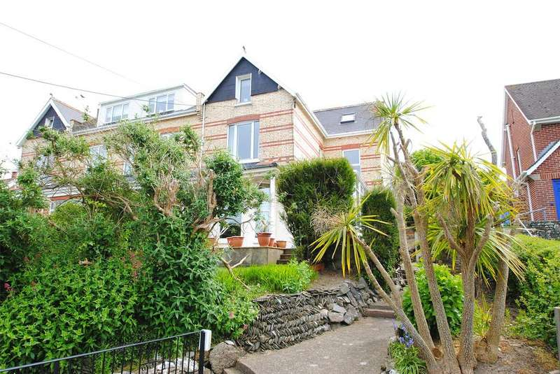 4 Bedrooms Semi Detached House for sale in Furse Hill Road, Ilfracombe