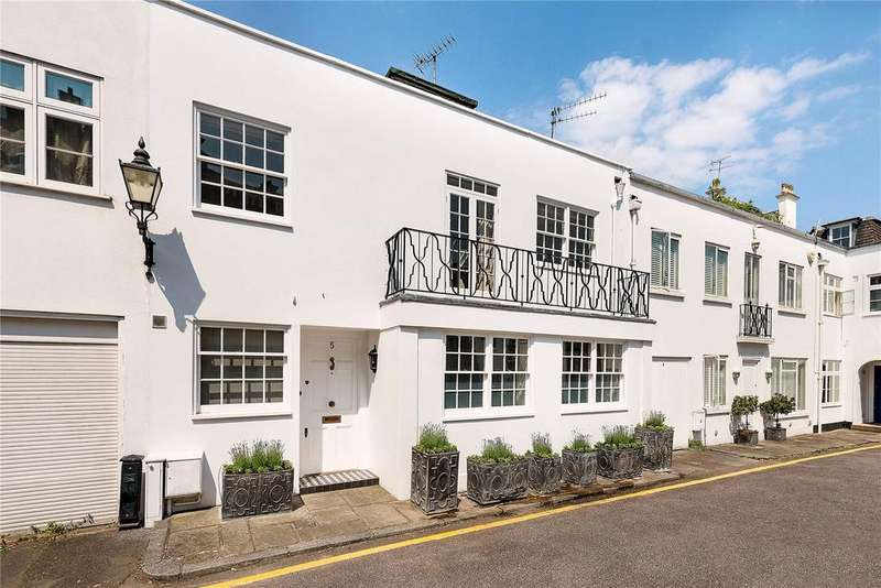 2 Bedrooms House for sale in Campden House Close, Kensington, London