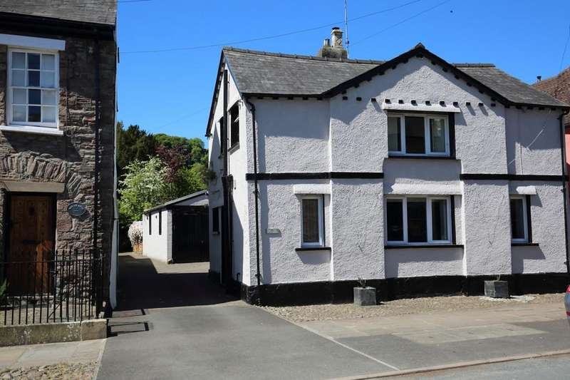 3 Bedrooms Cottage House for sale in Usk, Monmouthshire