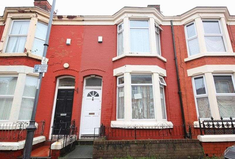 3 Bedrooms Property for sale in Albert Edward Road, Kensington, Liverpool, L7