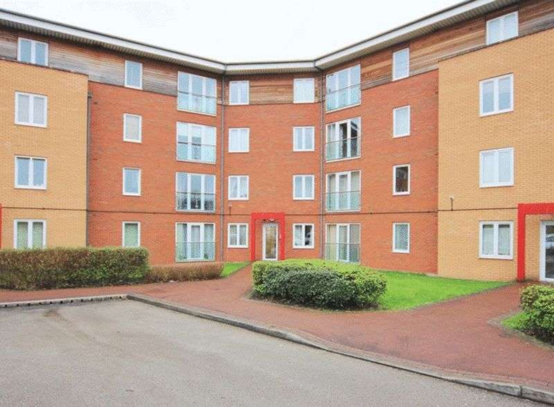 2 Bedrooms Property for sale in Bravery Court, Garston, Liverpool, L19