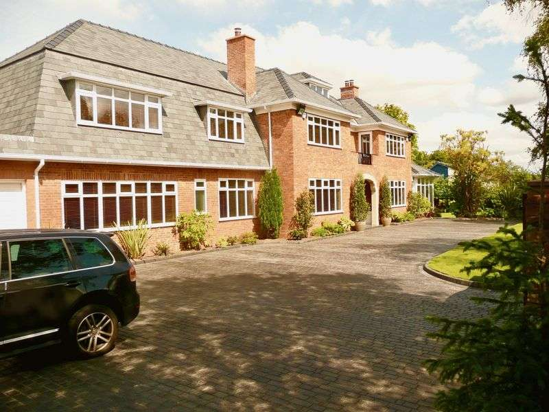 5 Bedrooms Property for sale in Woolton Hill Road, Liverpool