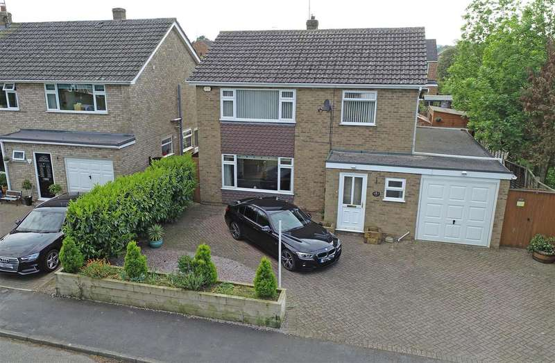 4 Bedrooms Property for sale in Cappitt Drive, Thurlby