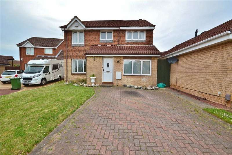 4 Bedrooms Detached House for sale in Earsdon Close, Norton, Stockton-on-Tees