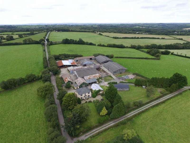 4 Bedrooms Land Commercial for sale in Witheridge, Tiverton, Devon, EX16