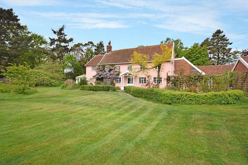 5 Bedrooms Detached House for sale in Wadd Lane, Snape