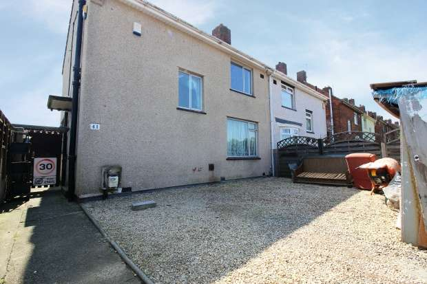3 Bedrooms Semi Detached House for sale in Dunmail Road, Bristol, Avon, BS10 6HQ