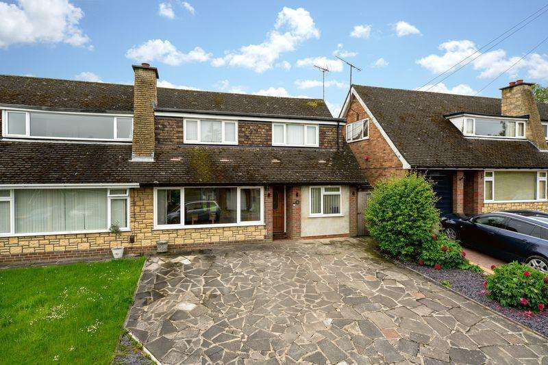 3 Bedrooms Semi Detached House for sale in Howard Place, Dunstable