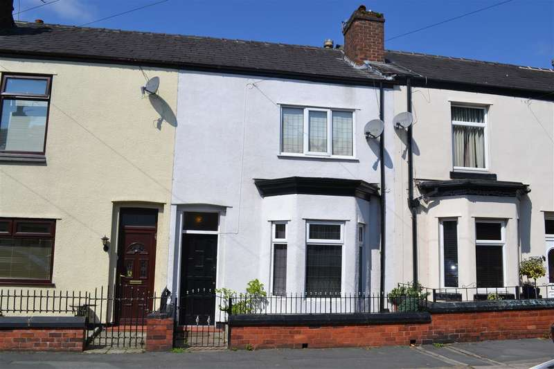 3 Bedrooms Terraced House for sale in Union Street, Tyldesley