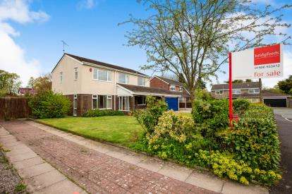 4 Bedrooms Detached House for sale in The Loont, Winsford, Cheshire