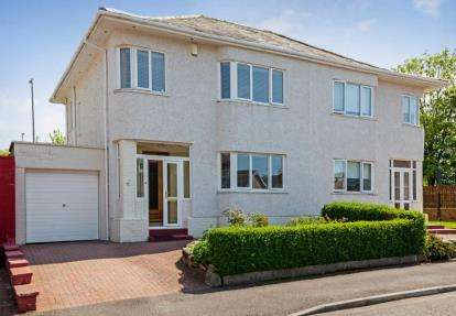 3 Bedrooms Semi Detached House for sale in Islay Avenue, Rutherglen