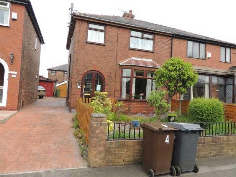 3 Bedrooms Semi Detached House for sale in Burns Grove, Droylsden, Manchester