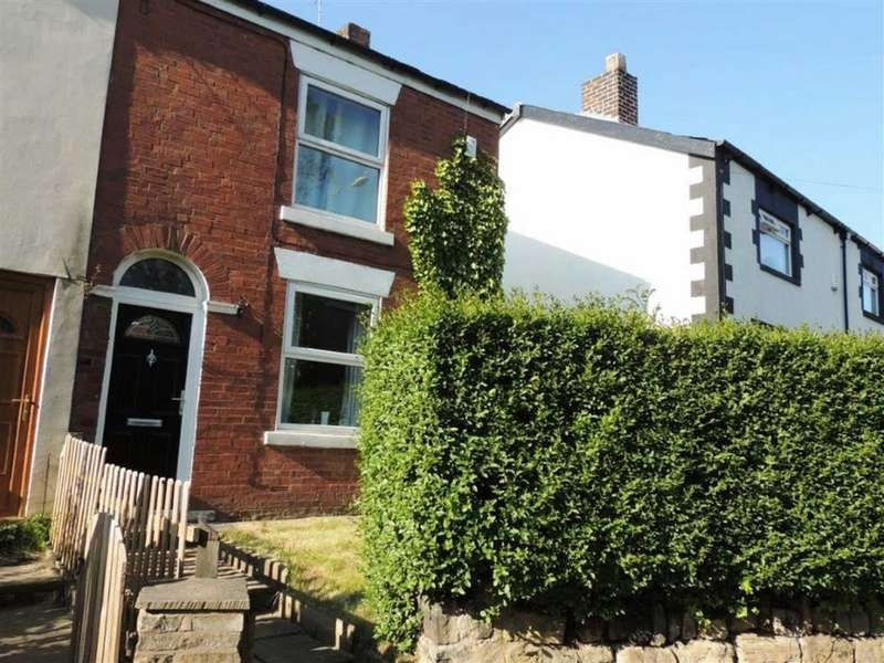 2 Bedrooms Semi Detached House for sale in Newmarket Road, Ashton-under-lyne, Ashton-Under-Lyne