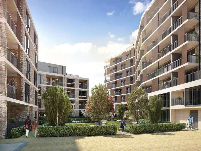 2 Bedrooms Apartment Flat for sale in Wing, Camberwell Road, Camberwell, London, SE5