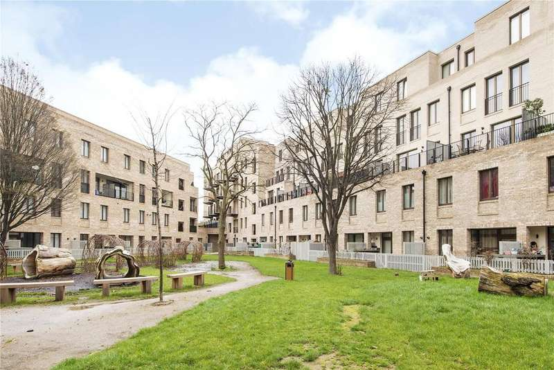 2 Bedrooms Apartment Flat for sale in Packenham House, 25 Lockton Street, London, W10