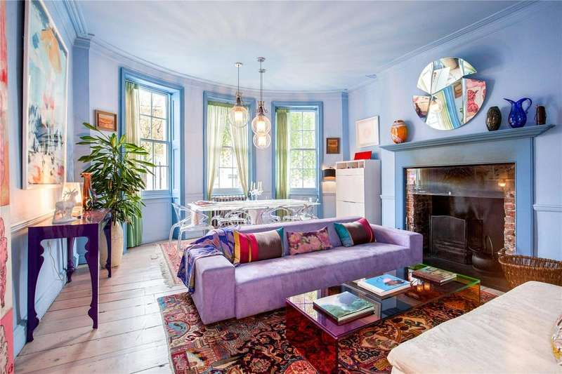 4 Bedrooms End Of Terrace House for sale in Mare Street, Hackney, London, E8