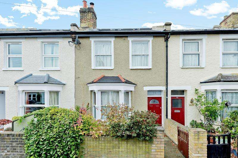 4 Bedrooms Terraced House for sale in Norman Road, Wimbledon
