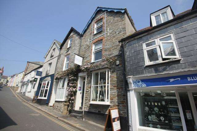 1 Bedroom House for sale in Duke Street, Padstow