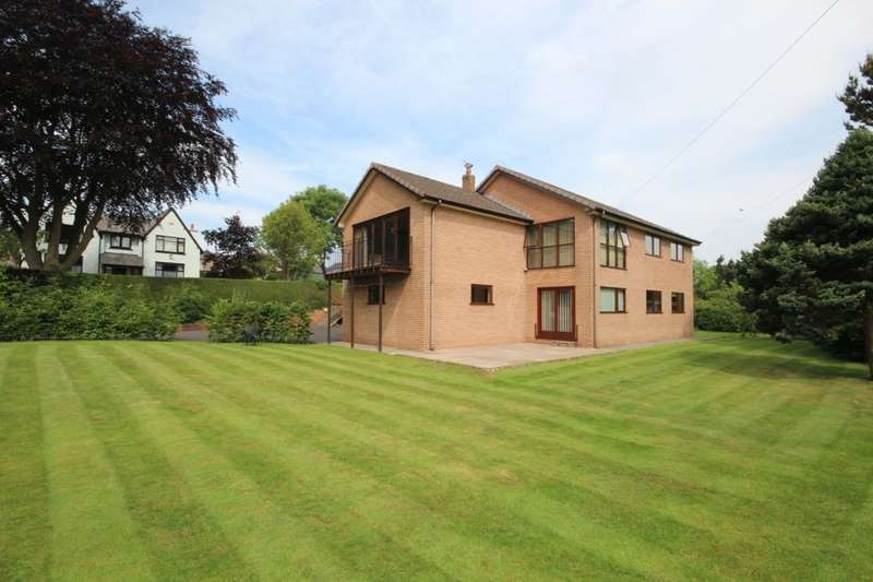 5 Bedrooms Detached House for sale in Caius House High Street, Garstang, Preston, PR3