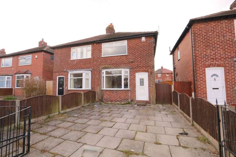 2 Bedrooms Semi Detached House for sale in Silverdale Avenue, Denton, Manchester, M34