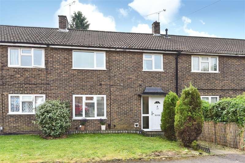 3 Bedrooms Terraced House for sale in Fielden Place, Bracknell, Berkshire, RG12