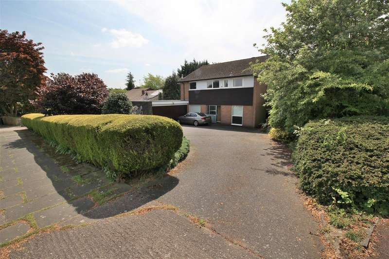 4 Bedrooms Detached House for sale in Claremont Avenue, Bramcote, Nottingham